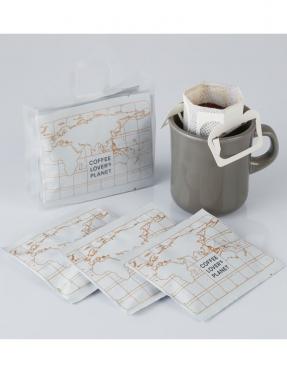 巴西  天然半咖啡因  濾掛咖啡(5入)