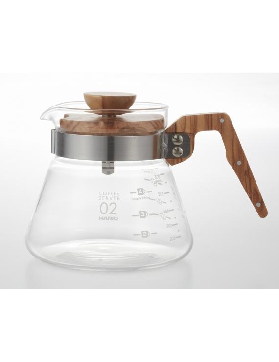 HARIO 橄欖木咖啡壺