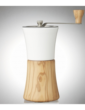 HARIO磁石橄欖木磨豆機