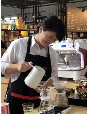 2019 國際咖啡日之小農咖啡品飲會 台北店