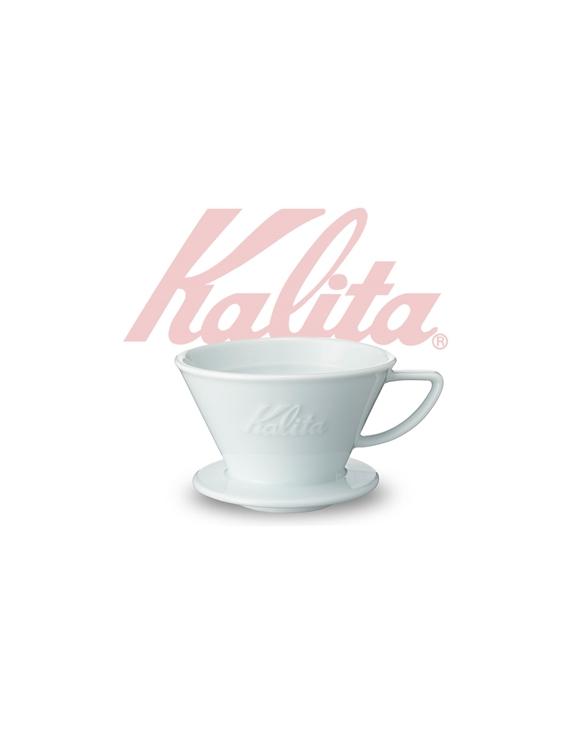 KALITA 陶瓷蛋糕濾杯-L
