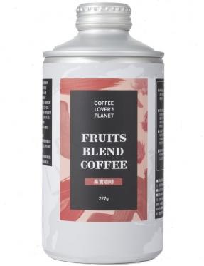 果實咖啡  陽壓罐咖啡豆
