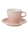 ORIGAMI JAPAN 卡布奇諾咖啡杯盤組