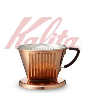 KALITA 銅製濾杯-S