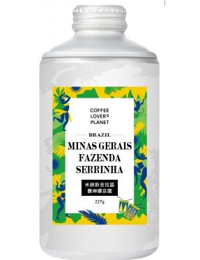 巴西 賽琳娜莊園 陽壓罐咖啡豆