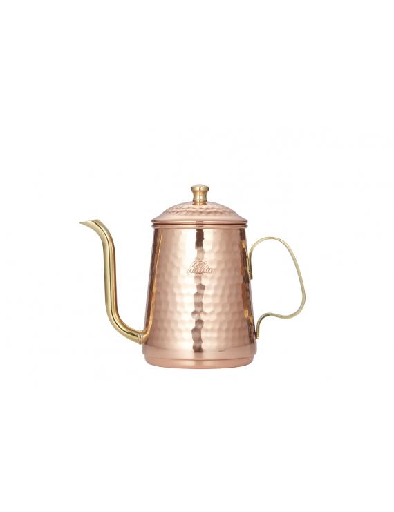 細口銅製手沖壺