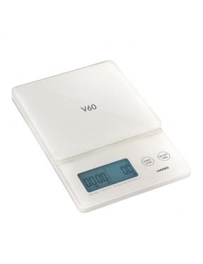 Hario V60琉璃白電子秤