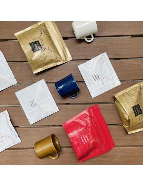 【世界咖啡日限定】台灣阿里山鄒築園 咖啡豆(中淺焙)