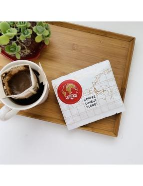 【世界咖啡日限定】台灣 阿里山琥珀社咖啡莊園濾掛咖啡包(中淺焙)